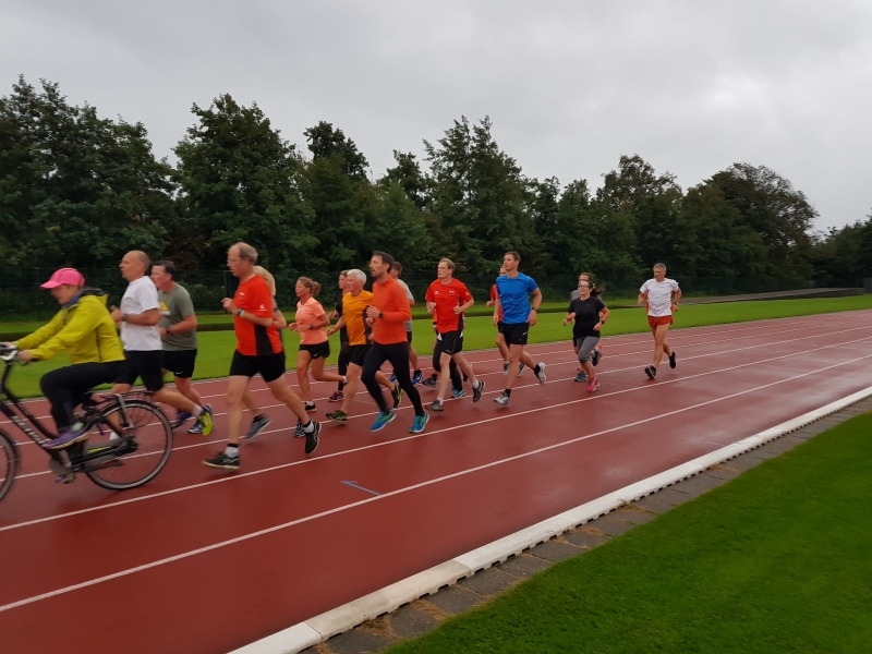 Omslagtest @ Atletiekbaan | Haarlem | Noord-Holland | Nederland