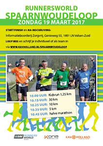 Spaarnwoudeloop @ Informatieboerderij Zorgvrij | Velsen-Zuid | Noord-Holland | Nederland