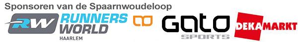 Sponsoren van de Spaarnwoudeloop