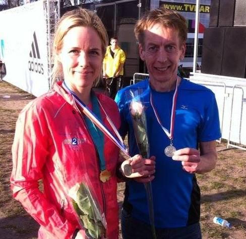 KAV Atleten succesvol op het NK Halve Marathon