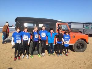 Strandmarathon Scheveningen-Zandvoort