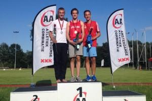 C-Spelen 2015-Zilver voor Sil Negenman-100mh