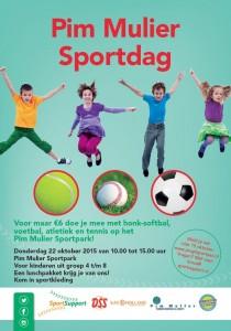 Pim Mulier Sportdag