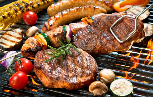 Barbecue mee op 2 oktober