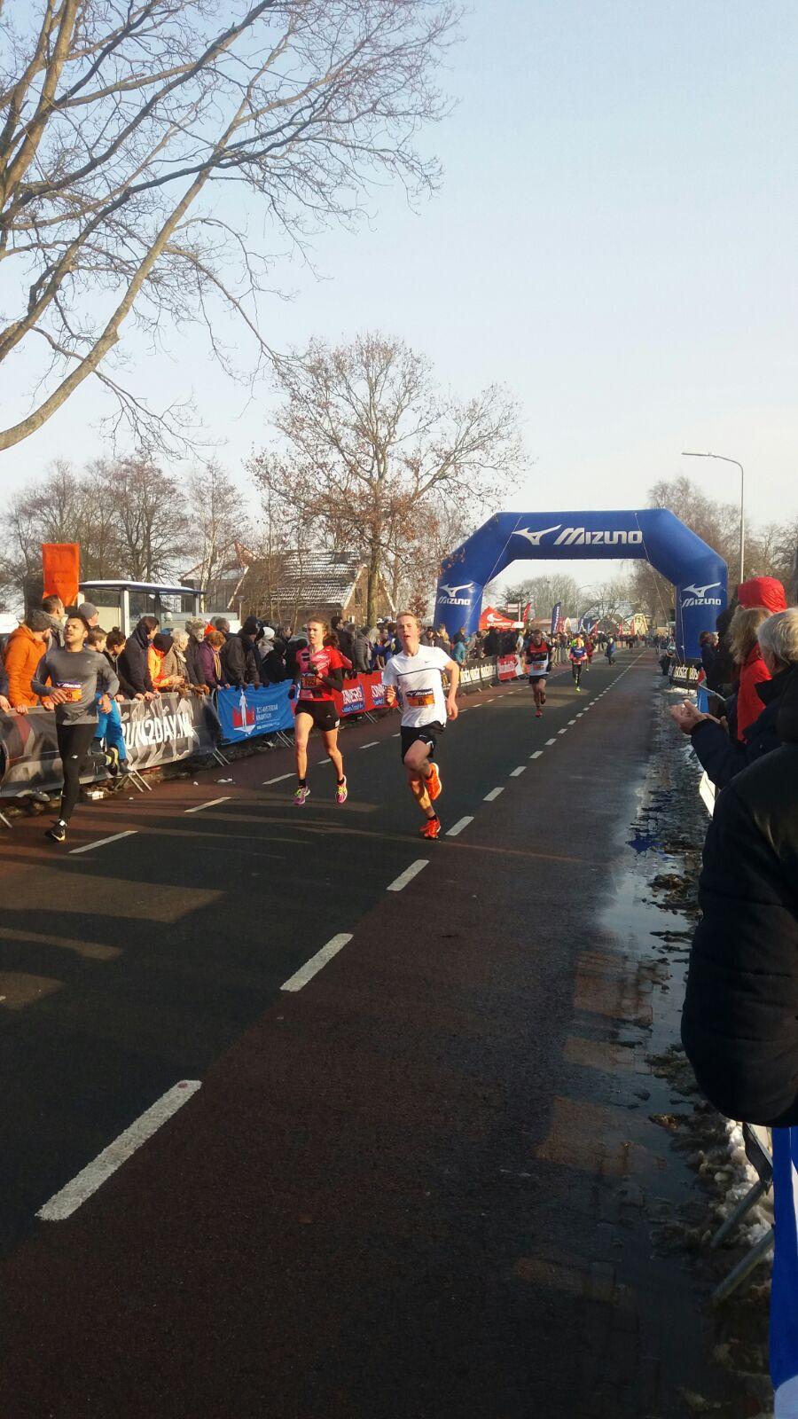 Nederlands Kampioenschap 10km, 3 pr's voor JRT!