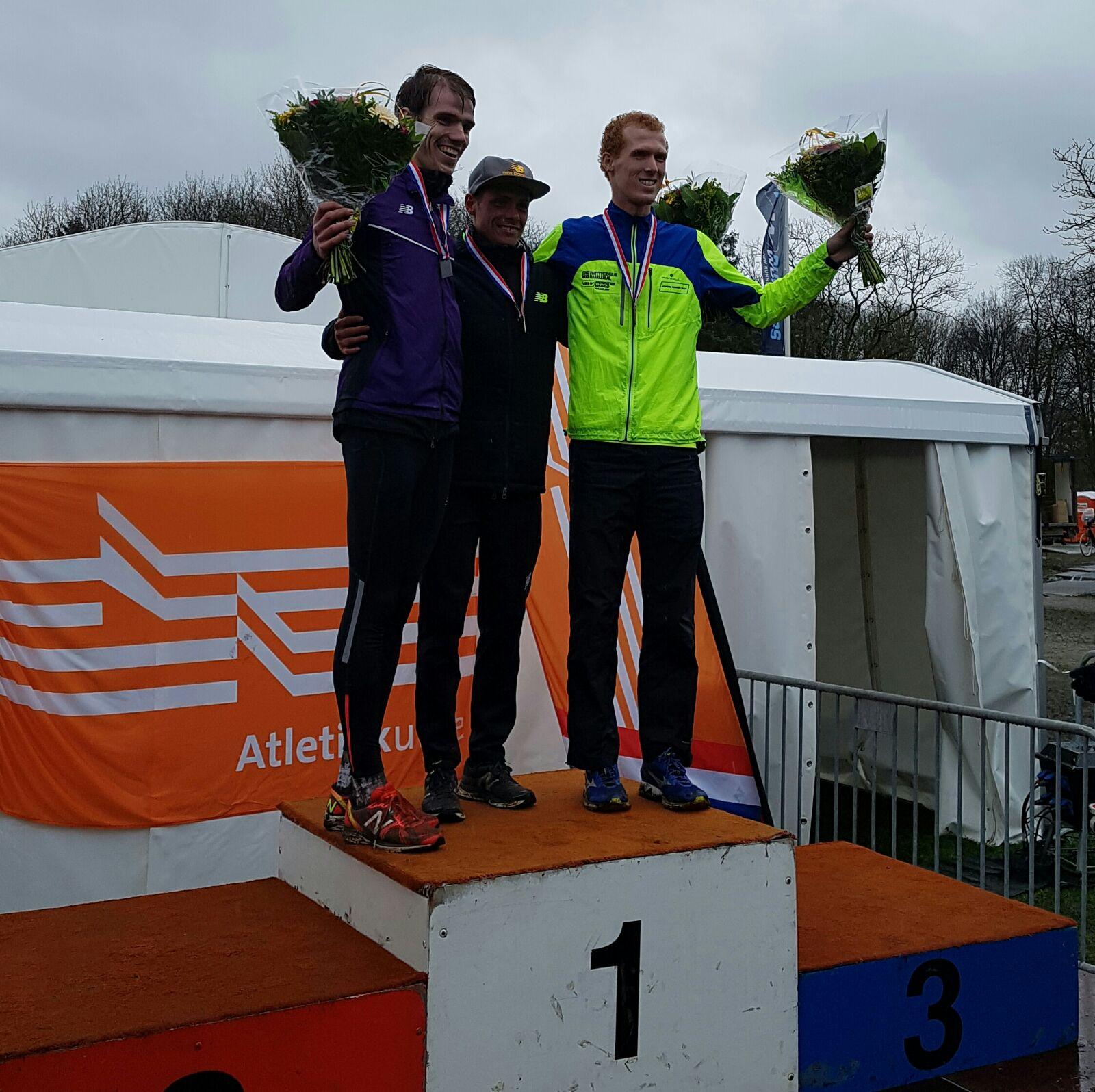 Brons voor Lucas Nieuweboer op NK Cross!