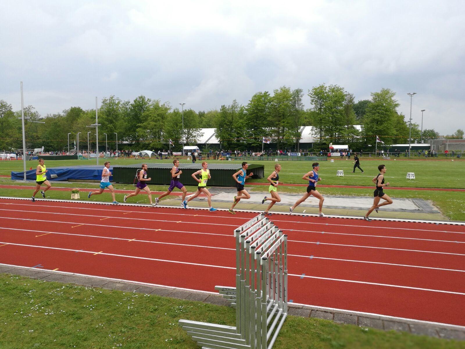 JRT Trackmeeting Utrecht & Ter Specke bokaal Lisse