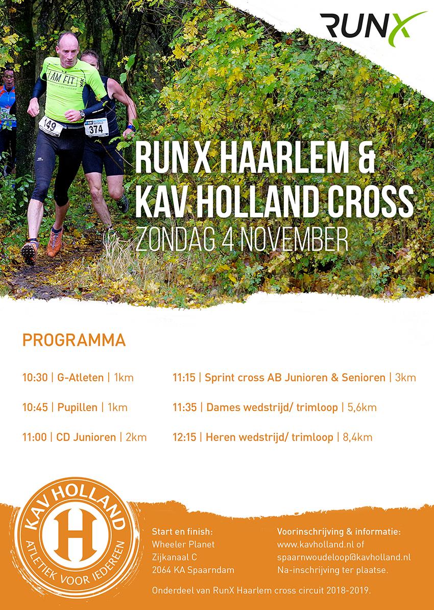 RunX KAV Holland Cross KAV Holland