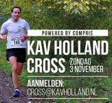 KAV Holland Cross zondag 3 november