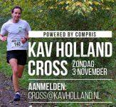 KAV Holland Cross zondag 3 november