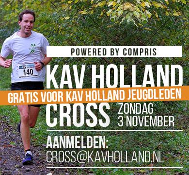 KAV Holland Cross gratis voor jeugd