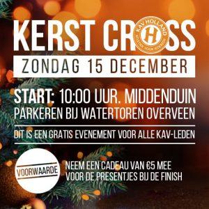 Kerstcross 2019