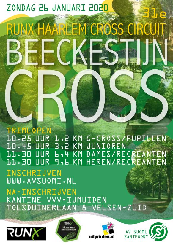 Beeckesteijncross 2020