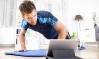 On-line krachttraining een groot succes