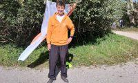 René van Leeuwen zet voor KAV Holland duintrails vol uitdagingen uit