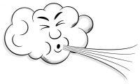 Wind is atleten gunstig gezind bij onderlinge wedstrijd