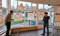 Brainstormsessie nieuwe bestuur