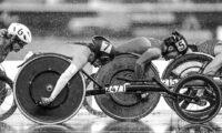 Nikita den Boer op de Paralympics 2021